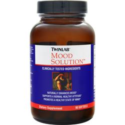 TWINLAB Mood Solution 90 sgels