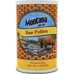 Montana Big Sky Bee Pollen Granules 8 oz