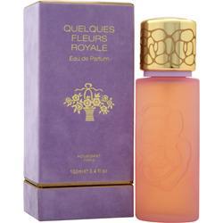 Houbigant Quelques Fleurs Royal for Women Eau de Parfum 3.4 fl.oz