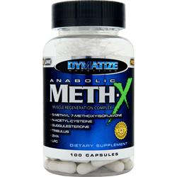 DYMATIZE NUTRITION Meth-X 100 caps
