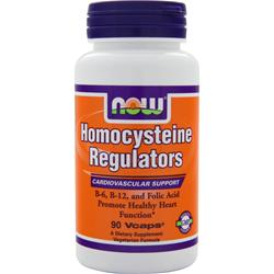 NOW Homocysteine Regulators 90 vcaps