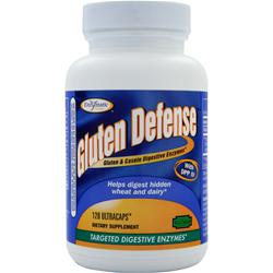 Enzymatic Therapy Gluten Defense 120 caps