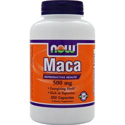 NOW Maca (500mg) 250 caps