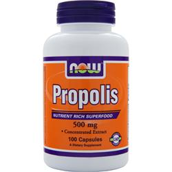 NOW Propolis (500mg) 100 caps
