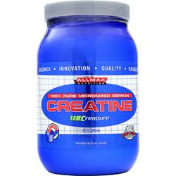 ALLMAX NUTRITION 100% Pure Micronized German Creatine 1000 grams