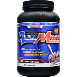 ALLMAX NUTRITION QuickMass Cookies and Cream 3.3 lbs