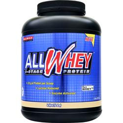 Allmax Nutrition AllWhey Vanilla 5 lbs