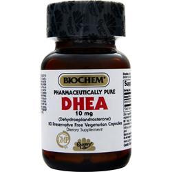 BIOCHEM DHEA (10mg) 50 vcaps