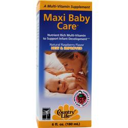 COUNTRY LIFE Maxi Baby Care 6 fl.oz