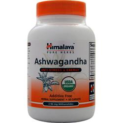 HIMALAYA Ashwagandha 60 cplts