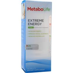 METABOLIFE Metabolife Extreme Energy 90 tabs