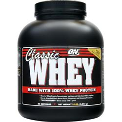 OPTIMUM NUTRITION Classic Whey Banana Cream 5 lbs