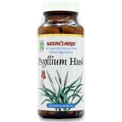Nature's Herbs Psyllium Husk 100 caps
