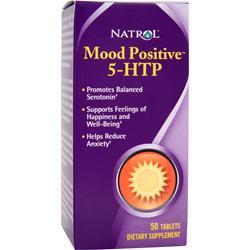 Natrol Mood Positive 5-HTP 50 tabs