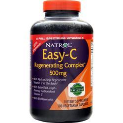 Natrol Easy-C Regenerating Complex 180 vcaps