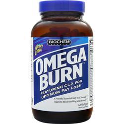 Biochem Omega Burn 120 sgels