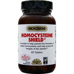 BIOCHEM Homocysteine Shield 60 tabs