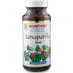 NATURE'S HERBS Sarsaparilla 100 caps