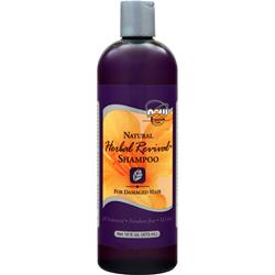 NOW Natural Shampoo Herbal Revival 16 fl.oz