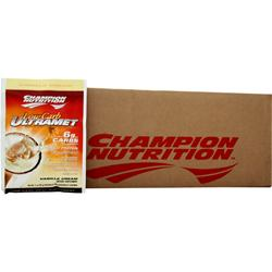 CHAMPION NUTRITION Low-Carb Ultramet Vanilla Cream 60 pckt