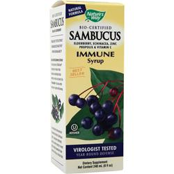 NATURE'S WAY Sambucus Immune System Syrup 8 fl.oz