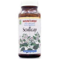 NATURE'S HERBS Scullcap 100 caps