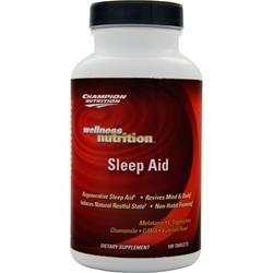 CHAMPION NUTRITION Sleep Aid 100 tabs