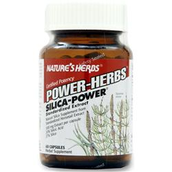 NATURE'S HERBS Silica - Power 60 caps