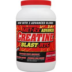 Met-Rx Advanced Creatine Blast RTC Fruit Punch 3.17 lbs