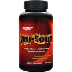 CHAMPION NUTRITION Wipe Out Fat Burner 120 caps