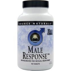 SOURCE NATURALS Male Response 90 tabs