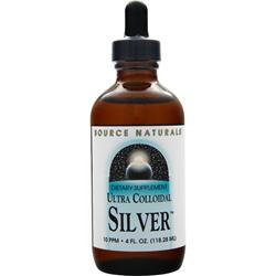 Source Naturals Ultra Colloidal Silver 4 fl.oz