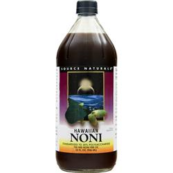 SOURCE NATURALS Hawaiian Noni 32 fl.oz