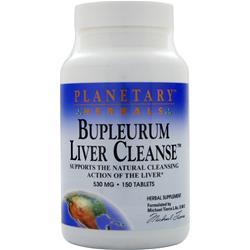 PLANETARY FORMULAS Bupleurum Liver Cleanse 150 tabs