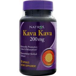 Natrol Kava Kava (200mg) 30 caps