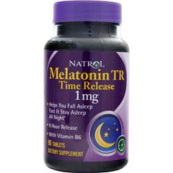 Natrol Melatonin Time Release (1mg) 90 tabs