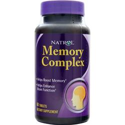 Natrol Memory Complex 60 tabs