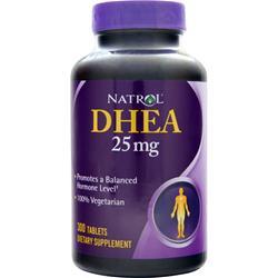 NATROL DHEA (25 mg) 300 tabs