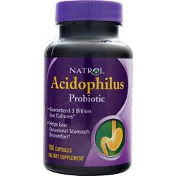Natrol Acidophilus 100 caps