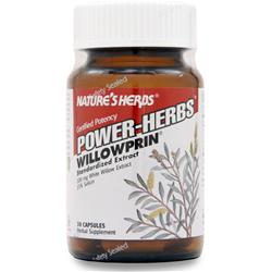 NATURE'S HERBS Willowprin 30 caps