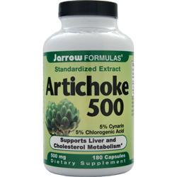 JARROW Artichoke 500 180 caps