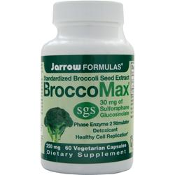 JARROW BroccoMax (250mg) 60 vcaps