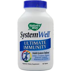 NATURE'S WAY System Well Ultimate Immunity 180 tabs