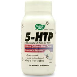 Nature's Way 5-HTP (50mg) 60 tabs