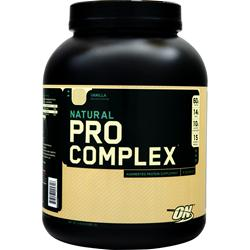 OPTIMUM NUTRITION Pro Complex (Natural) Vanilla 4.6 lbs
