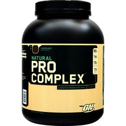 OPTIMUM NUTRITION Pro Complex (Natural) Chocolate 4.6 lbs
