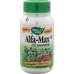 NATURE'S WAY Alfa-Max (525mg) 100 caps