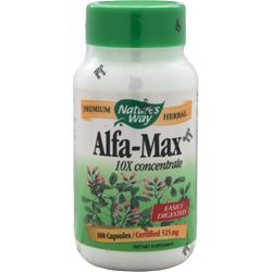 Nature's Way Alfa-Max (525mg) 100 caps