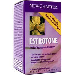 NEW CHAPTER Estrotone 60 sgels