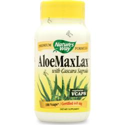 Nature's Way Aloe MaxLax 100 caps